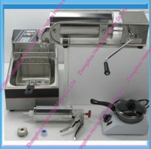 Best Price Bakery Equipment Churro Deep Fryer Machine pictures & photos