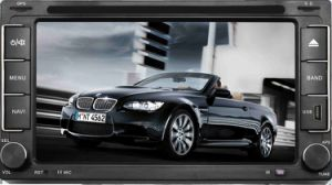 Touch Screen Special Car DVD Player for Universal 8783 with Bluetooth, GPS Navigation (LZT-8783)