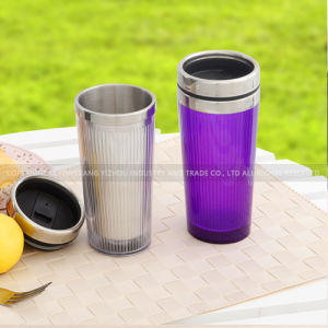 Stainless Steel Metal Coffee Tumbler pictures & photos
