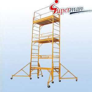18 Ft Steel Multi-Use Scaffolding Set with High Quality (SM-SS05) pictures & photos