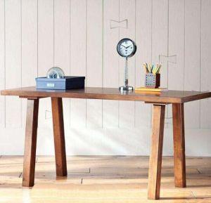 Solid Wooden Desk Modern Desk Computer Desk (M-X2042) pictures & photos
