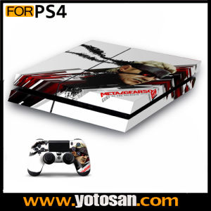 Protective Vinyl Hot Skin Decals Cover for Sony Playstation 4 PS4 Console pictures & photos