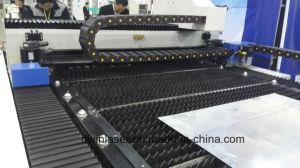 Hot Sale 1530 4mm Steel Fiber Laser Cutting Machine pictures & photos