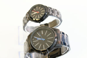 Japan Movement Wilon Steel Luxury Watch (1065G)