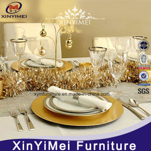 Wholesale Elegant Party Restaurant Hotel Underplate pictures & photos