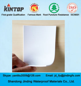 1.5mm Tpo Construction Waterproof Membrane pictures & photos
