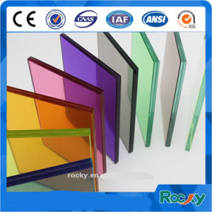 6+0.38+6mm Clear Laminated Glass with Ce/ISO Certificate pictures & photos