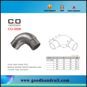 Round Steel Tube Connectors Co-3508 pictures & photos
