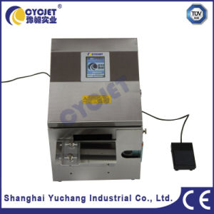 Cycjet Alt390 Portable Inkjet Printer for Plastic Jars Date Batch Printing pictures & photos