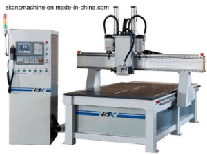 2014 Standard Woodworking CNC Router Machine with CE/ISO (SK-CPG1325CT)