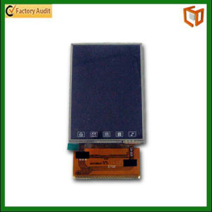 3.2 Inches with Touch Panel LCD Screen