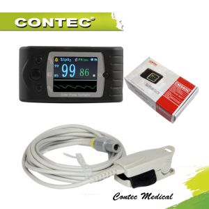 Hand-Held Pulse Oximeter- CE Approval (CMS60C) pictures & photos