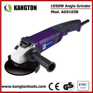 1050W 125mm Electric Portable Angle Grinder Power Tools pictures & photos