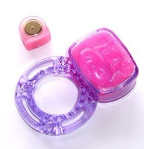 Cock Ring and Vibrating Condom for Man pictures & photos