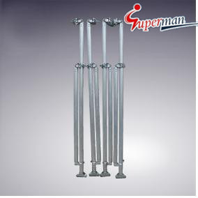 Aluminium Adjustable Stabilizer for Scaffoiding pictures & photos