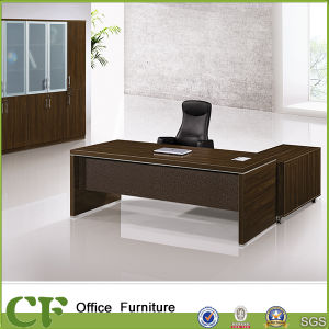Manager Desk Made of High Quality MFC CF-D10107 pictures & photos