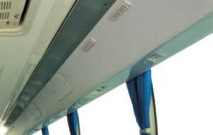 Company Shuttle Bus 59+1 Seats, 13m pictures & photos