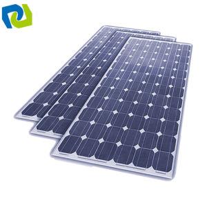 Panel Solar Fotovoltaico Monocristalino De 200W Renovable pictures & photos