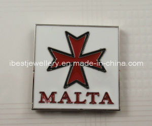 Metal Fridge Magent with Malta Logo (FM001) pictures & photos