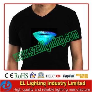2013 Newest Fashion EL T-Shirt