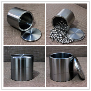 Hottest Stainless Steel Grinding Jar in China