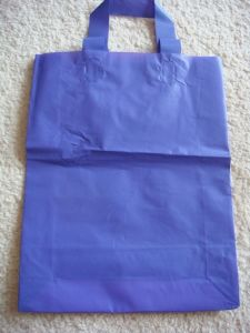 HDPE Printed Soft Loop Handle Carrier Bags (FLL-8361) pictures & photos