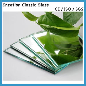 Silver Mirrors for Bathroom Mirrors/Mirror Glass with ISO Certificate pictures & photos