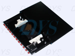 24 Ports FC Fiber Optic ODF Patch Panel pictures & photos