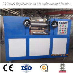 Rubber Mixing Mill with Two Rolls pictures & photos
