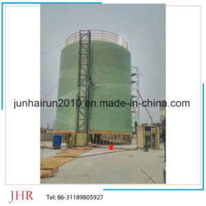 FRP Filament Winding Vertical Water Storage Tank pictures & photos
