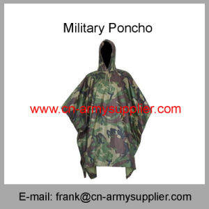 Poncho Tent-Army Poncho-Police Poncho-Camouflage Poncho-Military Poncho pictures & photos