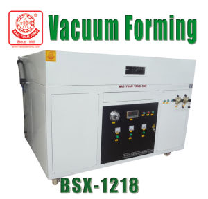 Bsx-1218 Acrylic Sheet Vacuum Forming Machine pictures & photos