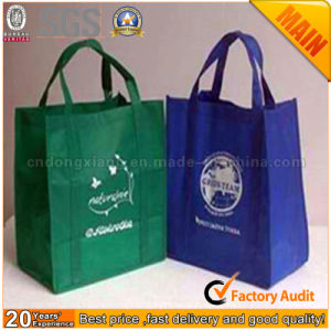 Biodegradable PP Spunbond Nonwoven Hand Bag pictures & photos