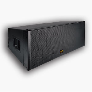 """Dual 10"""" 600W Sound System DIY Line Array PA Speakers pictures & photos"""