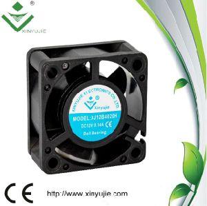 40*40*20mm DC Cooling Fan 2016 Hot Plastic Fan pictures & photos