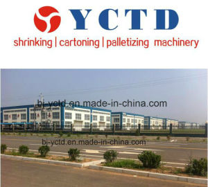 Automatic PE Film Shrink Packing Shrinking Wrapping Machine pictures & photos
