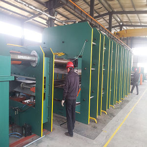 Complete Conveyor Belt Vulcanizing Machine / Plate Vulcanizing Press Machine pictures & photos