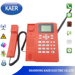 Landline Phone with SIM Card (KT1000-130C) pictures & photos