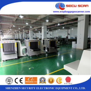 Manufacture X ray baggage scanner AT6550 fit for Hotel use X-ray luggage scanner pictures & photos