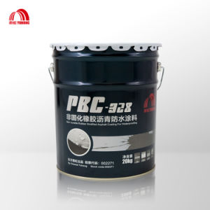 Self-Healing Rubber Modified Asphalt Waterproofing Coating (PBC-328) pictures & photos