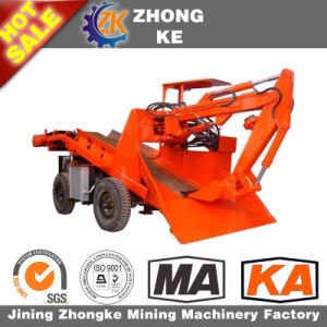 Tire Type Crawler Loader pictures & photos