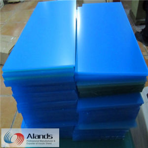 Hot Sell Blue Cast Acrylic Sheet in Different Size pictures & photos