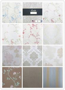 European Simplicity Style Non-Woven Fabrics Wallpaper (Tesla Series) pictures & photos