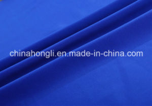 50d+40d, P/Sp 85/15, Shinny Lycra Tricot Knitting Fabric for Sportswear pictures & photos