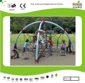 Kaiqi Rope Net Climbing Equipment for Children′s Playground (KQ35081A) pictures & photos