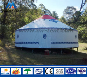 Aluminium Frame Family Camping Yurt Tent pictures & photos