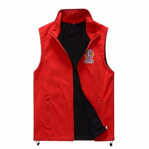 Winter Vest for Lions Club in Shenzhen City