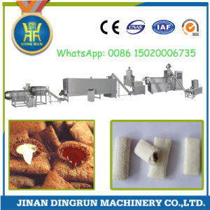 SS core filling snacks food equipment pictures & photos