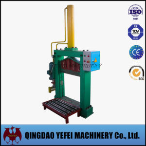 Rubber Machine Manufacturer Waste Tire Recycle Whole Tire Cutter pictures & photos