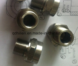 Steel Pipe Joint with Precision Turned pictures & photos